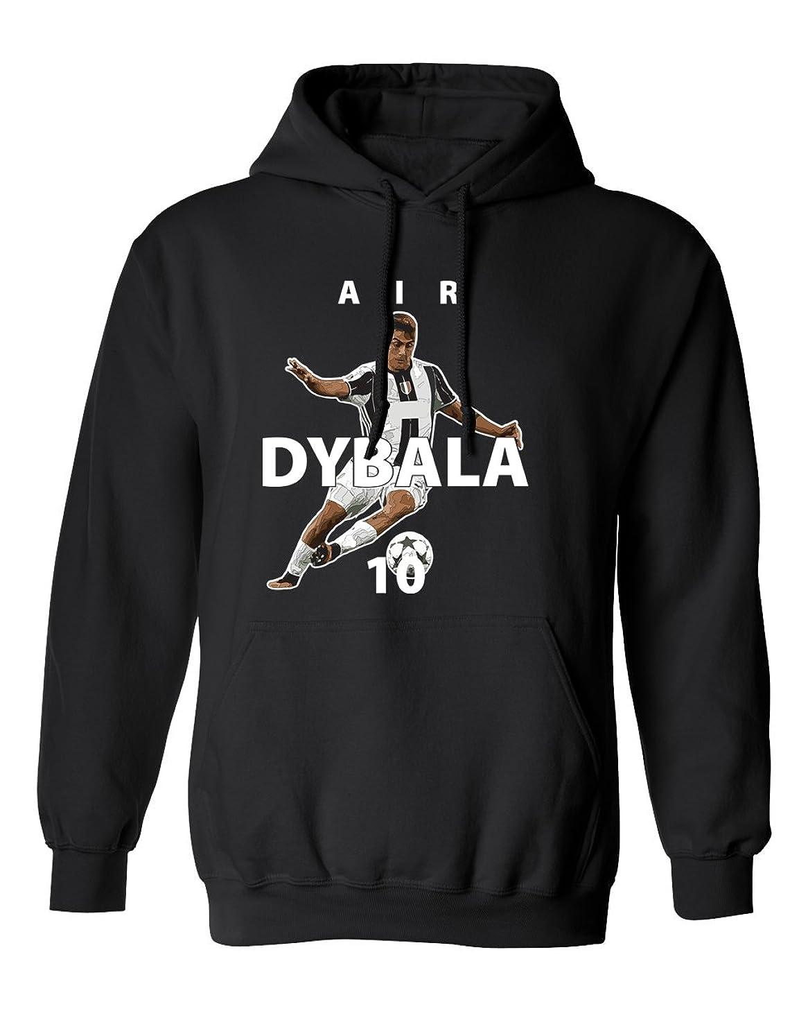 SMARTZONE Juventus Paulo Dybala Air Dybala Soccer Men's Hoodie Sweatshirt