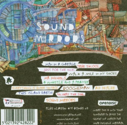 Sound Mirrors [Limited]