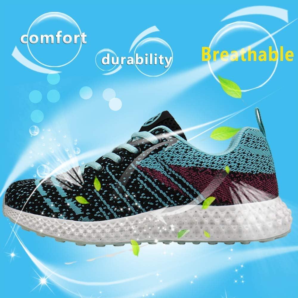Gaatpot Scarpe da Ginnastica Uomo Donna Respirabile Mesh Sportive Corsa Fitness Running Sneakers allAperto Basse Interior Casual Scarpe