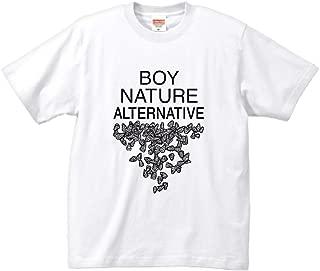 SESUNABRANDO ALTERNATIVE NATURE BOY イラストTシャツ [メンズ/ウィメンズ]/