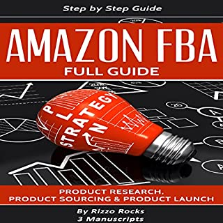 Amazon FBA     How to Become a Successful Amazon FBA Seller               By:                                                                                                                                 Rizzo Rocks                               Narrated by:                                                                                                                                 Mike Norgaard                      Length: 4 hrs and 48 mins     28 ratings     Overall 4.7