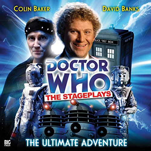 Doctor Who - The Ultimate Adventure audiobook cover art