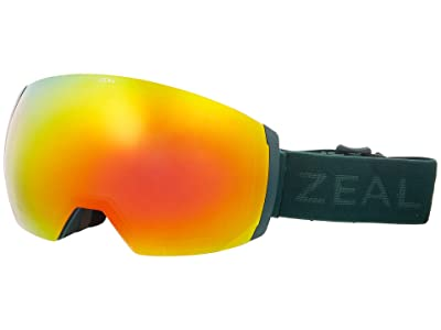 Zeal Optics Portal XL (Pine w/ Phoenix Mirror + Persimmon Sky Blue Lens) Goggles