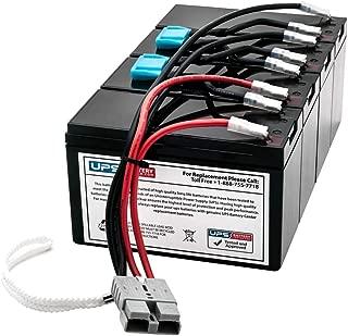 UPSBatteryCenter SU1400RMXLB3U APC Smart-UPS XL 1400 RM 3U SU1400RMXLB3U Compatible Battery Pack Replacement