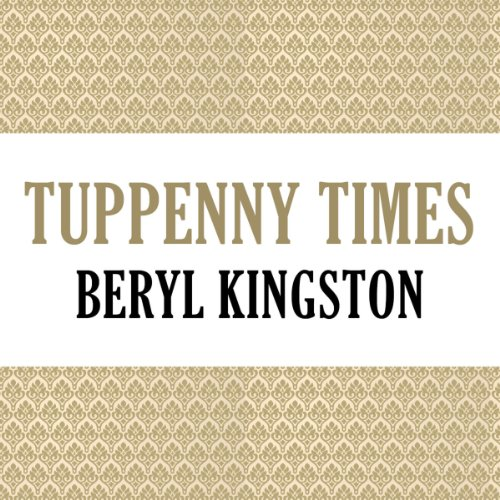 Tuppenny Times audiobook cover art