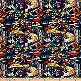 EZ Fabrics 0695182 E.Z. Fabric Instruments on Spun
