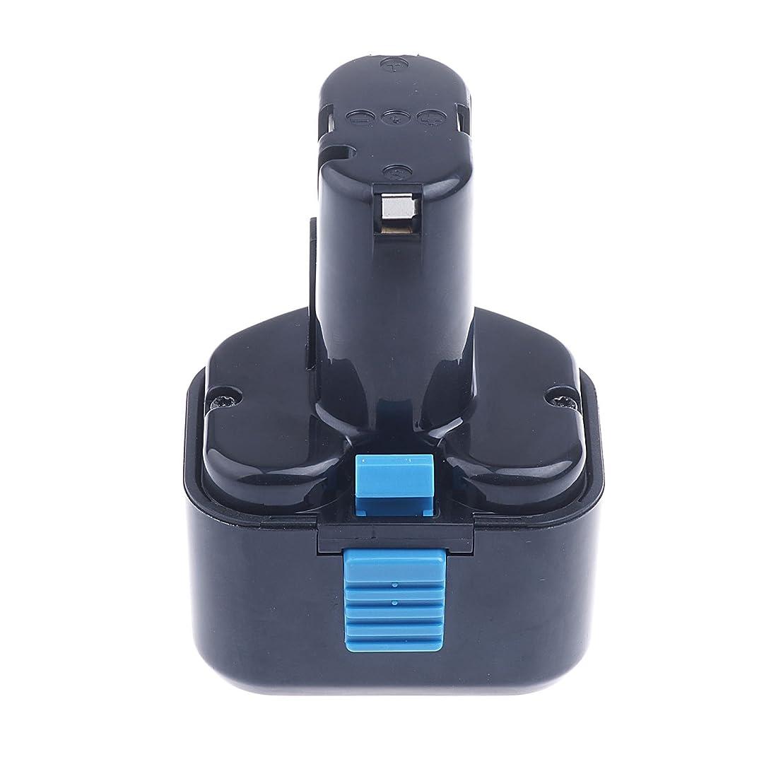 衣装フィルタまぶしさPowerSmart 日立 eb920rs,、eb930r、eb930h、eb920hs、eb926h,EB 9H互換充電池Ni-MH,9.6V,2Ah