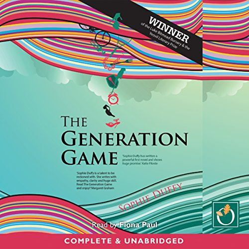 The Generation Game audiobook cover art