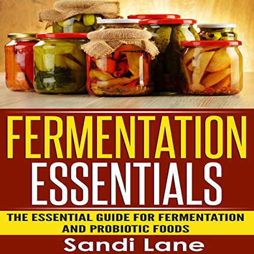 Fermentation Essentials cover art