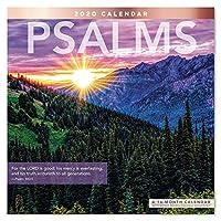 2020 詩篇 壁掛けカレンダー (LME1371020)