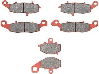 VN 800 900 1500 ZR-7 750 KLR 650 C GPZ 1100 ER-6N 650 W 650 800 Bremssattel Reparatur Satz vorne f/ür Kawasaki ER 500 Twister ZR 750 1100 Zephyr Z 750 ER-6F 1600 KLE