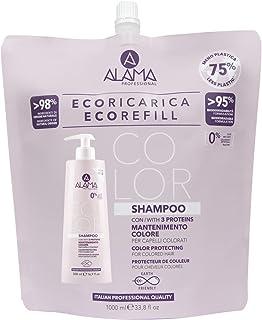 Alama professional Eco Refill Color Shampoo Mantenimento Colore Per Tutti Colorati E Trattati, Rosa