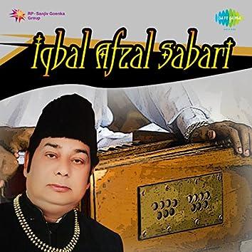 Iqbal Afzal Sabari