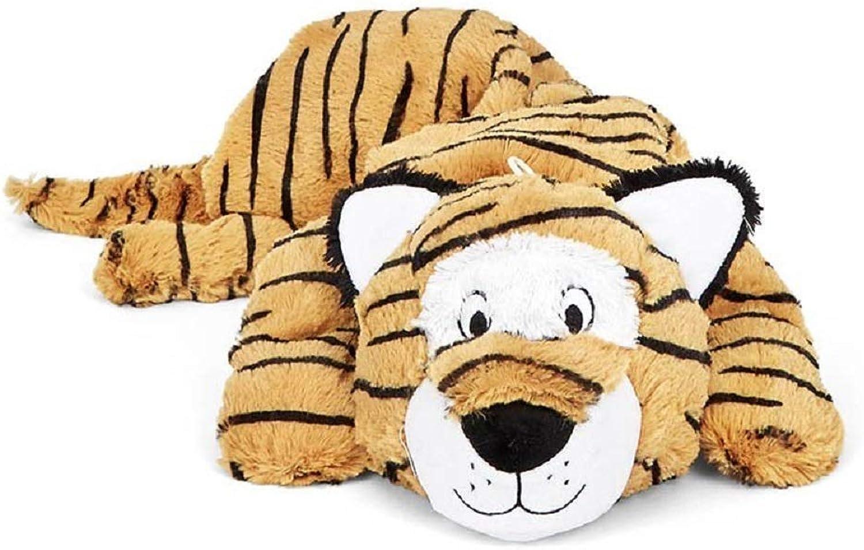 BarkBox Tiger Dog Toy The Benji nzxajb3929-New pet supplies