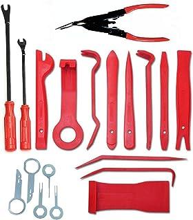 Mabor Kit de ferramentas de desmontagem de painel de ferramentas para aparar, 19 peças, kit de ferramentas para remoção de...