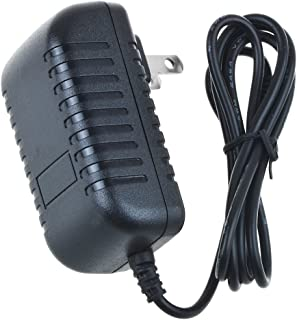 SLLEA AC/DC Adapter for Harbor Freight Tools Bunker Hill Security Wireless Camera 62367 Power Supply Cord Cable Wall Home Charger Mains PSU