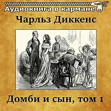 Чарльз Диккенс  - Домби и сын, Том 1