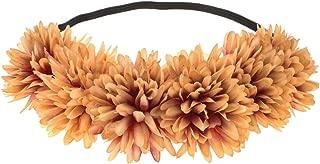 4th of July Festival Headbands Holiday Crown Hippie Flower Headpiece HD-23