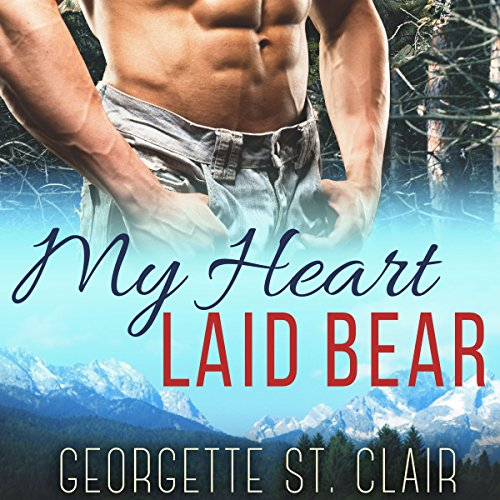 My Heart Laid Bear audiobook cover art
