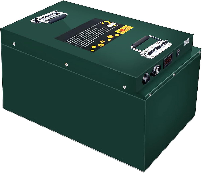 LONGRING Batería Lifepo4 12V 24V 100Ah Batería de Litio Impermeable con Suministro BMS Almacenamiento de energía Solar Energía de Emergencia Almacenamiento de energía para inversor,24v 100ah
