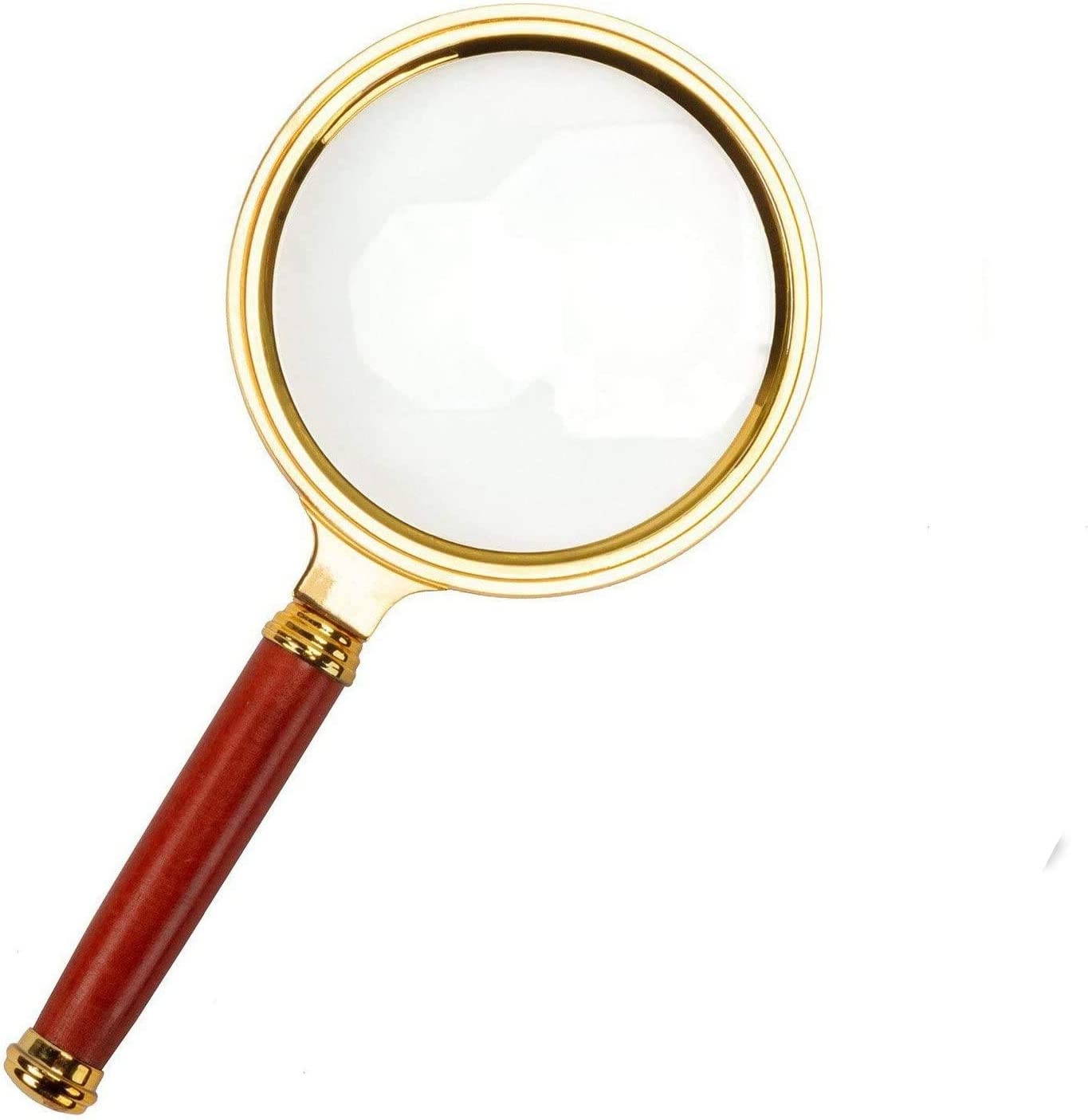 Magnifying Glass 10X Extra Las Vegas Limited time trial price Mall Large for Magnifyings Glasses Ho Lens