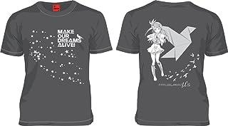 MARS16 ラブライブ! 南ことりTシャツ チャコール