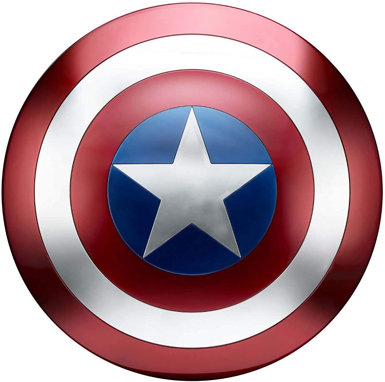 18.5 inch Full Metal Captain Our shop most popular Ranking TOP17 Creative Shield America Decora Wall