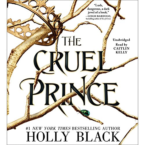 The Cruel Prince audiobook cover art