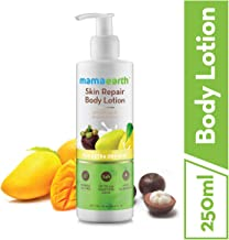 Mamaearth Skin Repair Natural Winter Body Lotion with Mango & Kokum butter for Women & Men with Extra Dry Skin 250ml.