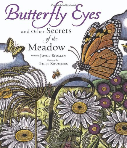 Butterfly Eyes and Other Secrets of the Meadow by [Joyce Sidman, Beth Krommes]