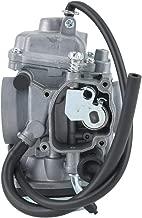 Qiilu Carb Carburetor for Yamaha All-Terrain Vehicles ATV