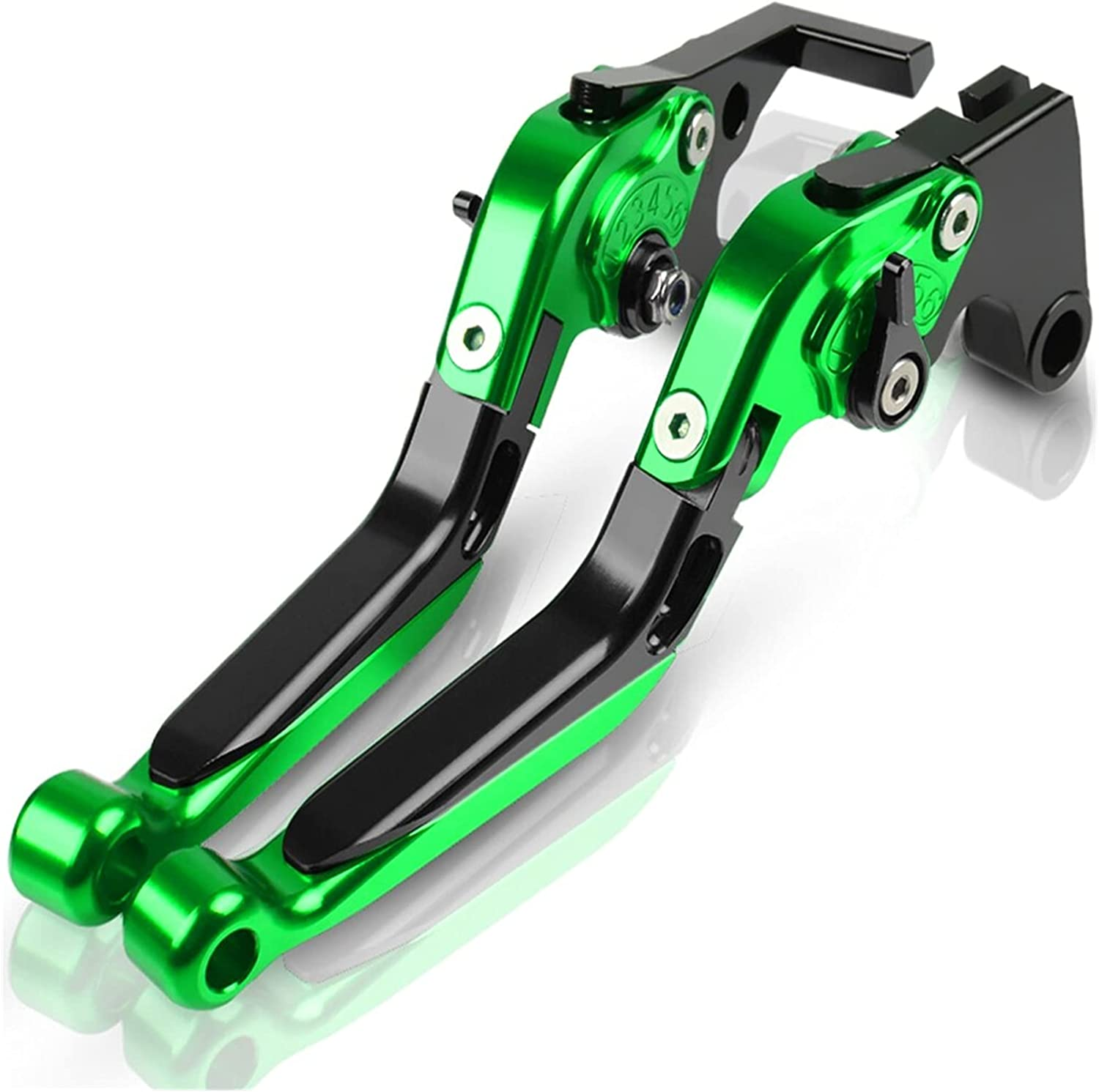 Limited time for free shipping Machine Motorcycle Brake Levers for E NINJ-A650R Max 40% OFF ER6F K-awasaki