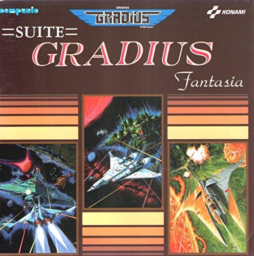 =Suite= Gradius Fantasia (グラディウス・ファンタジア 組曲)