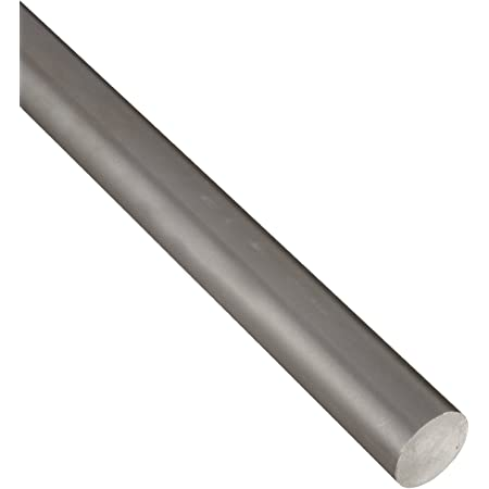 Online Metal Supply 15-5 Stainless Steel Round Rod x 24 inches 1.125 1-1//8 inch