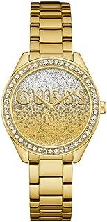 Guess Women's Analogue Quartz Watch Glitter Girl