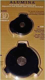 Leupold Alumina 50mm and Standard EP Flip Back Lens Cover Kit