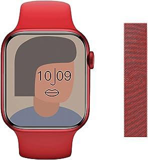 2021 AK76 Smart Watch Women Men Games Watch 44Mm Smartwatch Bluetooth Call Heart Rate 1.75 Inch Voor Android Ios PK X16 S88