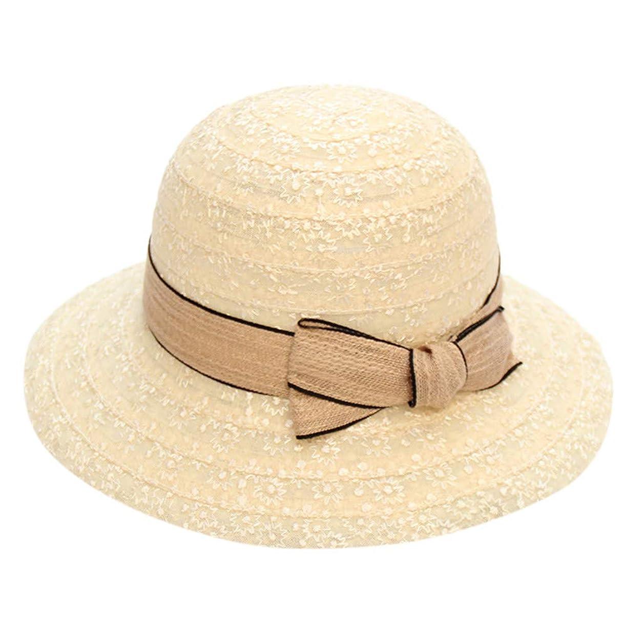 扇動する企業名声UVカット 帽子 レディース uv ハット 日除け ハット 日除け キャップ 小顔効果 紫外線対策 キャップ 帽子 日焼け防止 軽量 熱中症予防 つば広 おしゃれ 可愛い 夏季 シルクハット 女優帽 アウトドア 海 リゾート ROSE ROMAN
