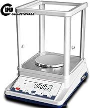 Ballylelly Quality Bench Scale 50g 0.001g Joyer/ía de Alta Precisi/ón Diamond Gem Carat B/áscula Electr/ónica Digital Funci/ón de Conteo Port/átil