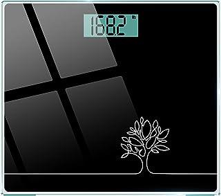 Bilancia Pesapersone, Cocoda Bilancia Pesapersone Digitale con Unità st/lb/kg, Tecnologia Step-On, Elevata Precisione 0,2l...