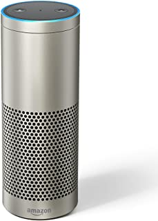 Echo Plus with built-in Hub – Silver