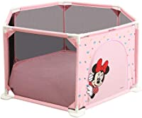 ZXRET Baby Fence Tent Baby Fence Child Shatter-Resistant Game Fence Baby Indoor Toddler Safety Crawling Home Marine Ball Pool Disassembly And Convenience