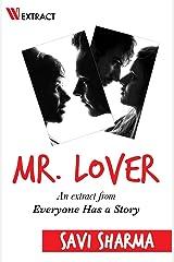 Mr Lover Kindle Edition