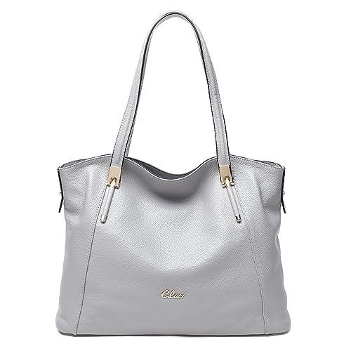 bdf7a5e3b9e Designer Grey Purses and Handbags: Amazon.com