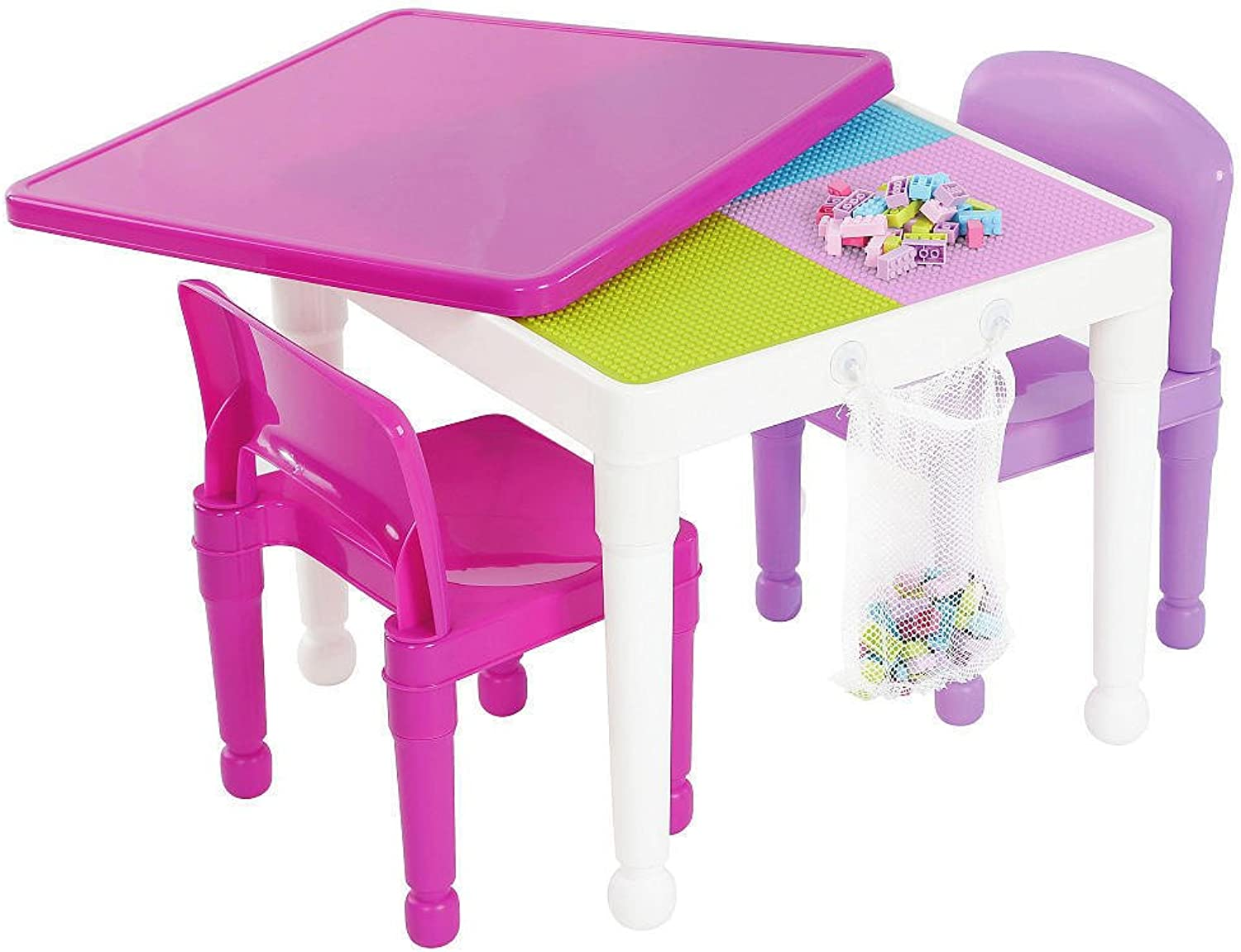 Tot Tutors, Inc. CT376 Table Chair, Bright