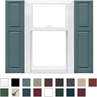 Best cottage style shutters Reviews