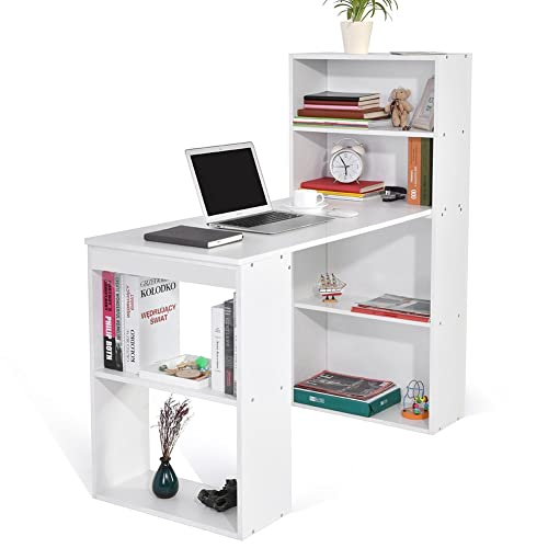 Add One 1 Student Pc Workstation Laptop Table And Storage Unit Combo Ideal Desktop For