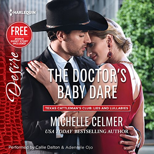 The Doctor's Baby Dare cover art