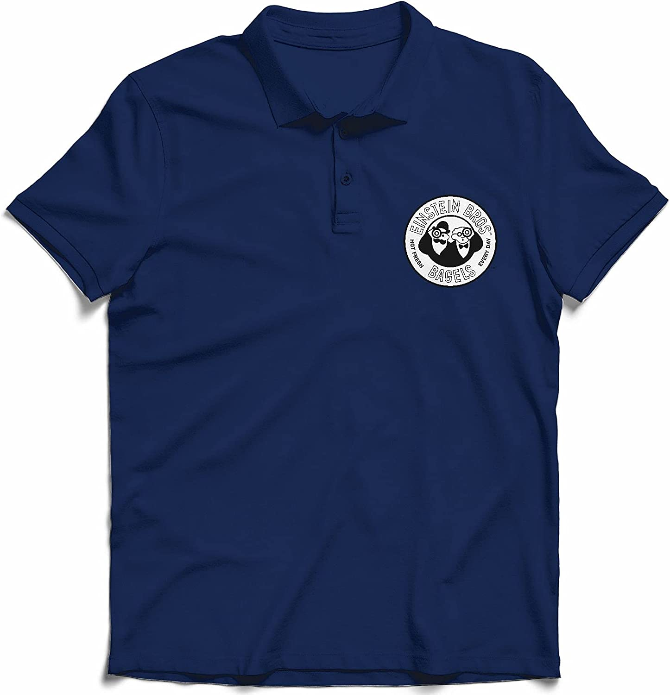 Einstein Bros Max 89% OFF Bagels Mens Popularity Polo Shirt