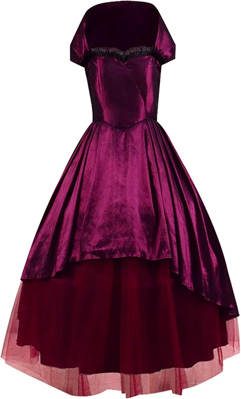 YANGGO Womens Bearded Lady Fancy El Paso Mall Dress Costume Size Circus Plus Ranking TOP18